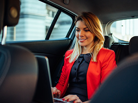 Reliable Corporate Chauffeuring by EULIMO.EU