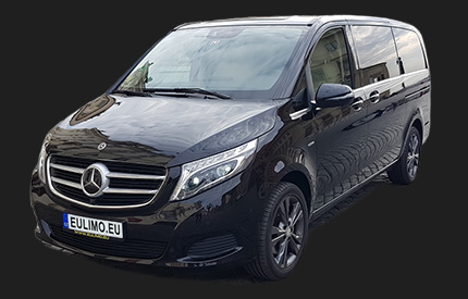 Mercedes Benz V250 business class